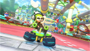 Nintendo New Gesture