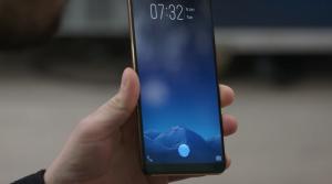 Top Tech from 2018 CES Vivo Fingerprint