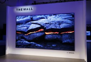 Top Tech from CES 2018 The Wall