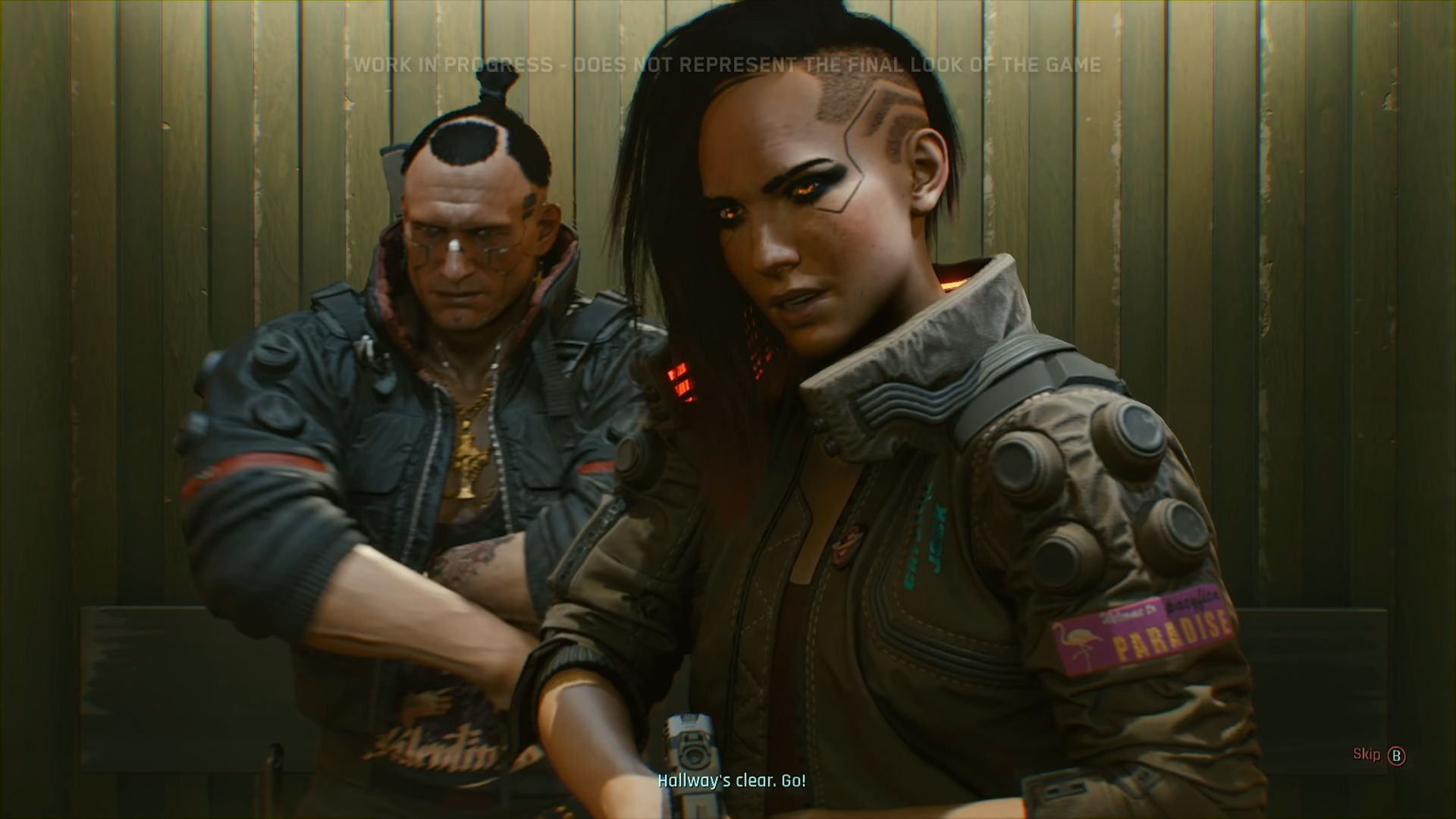 cyberpunk 2077 gameplay how to kill an hour