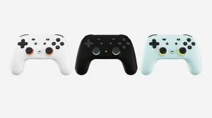 Google Stadia Controllers